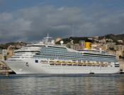 Die COSTA FORTUNA bietet Raum für 2.716 Passagiere (Foto: Costa)