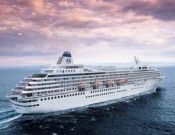 Die CRYSTAL SYMPHONY bietet Platz für 922 Passagiere (Foto: Crystal Cruises)Die CRYSTAL SYMPHONY bietet Platz für 922 Passagiere (Foto: Crystal Cruises)