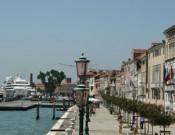 Die Lagune von Venedig (Foto: pg)