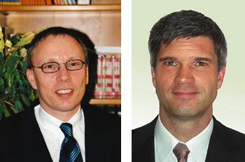 Klaus-D. Entelmann und <b>Jens Stellmann</b> freuen sich über die Übernahme von TUI ... - Entelmann_Stellmann