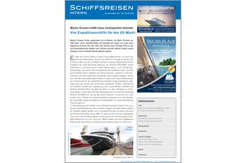 Schiffsreisen intern. - Ausgabe 12-13/2019